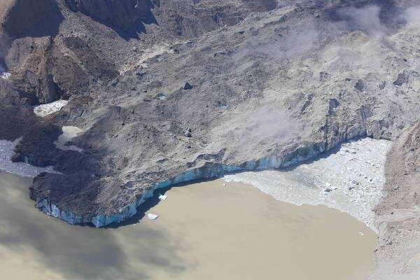 Climate change and melting glaciers have widely varied impacts on Asian water supplies
