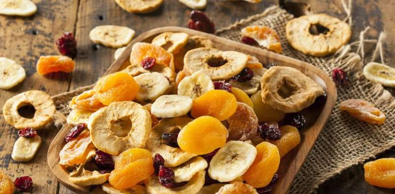 Climate change is coming for your snacks: why repeated drought threatens dried fruits and veggies
