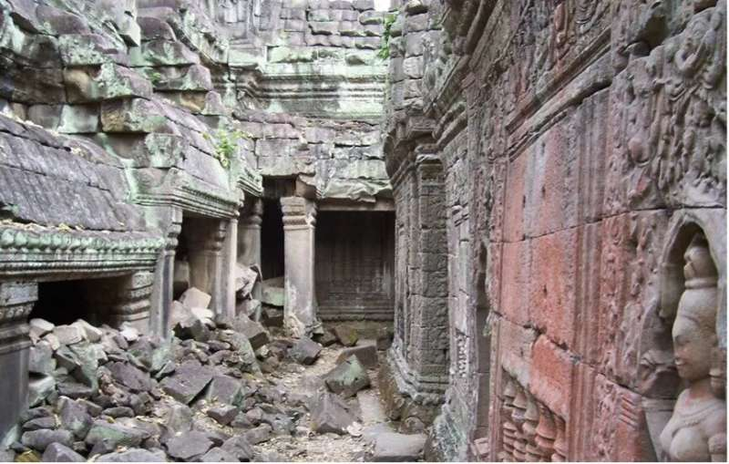 Climate change warning from collapsed ancient cities