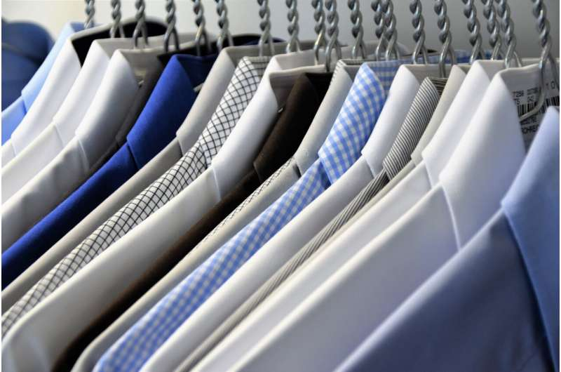 clothes covid