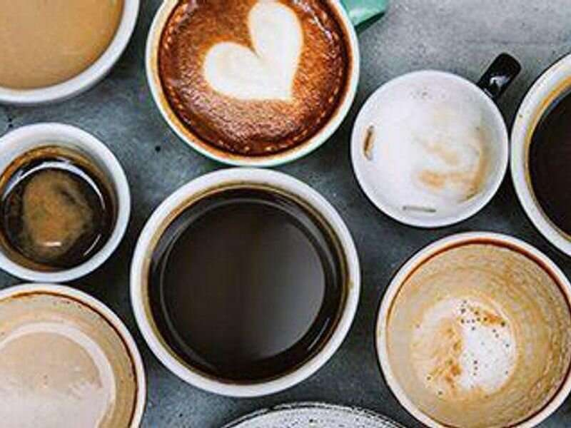 Coffee won't upset your heartbeat. it might even calm it