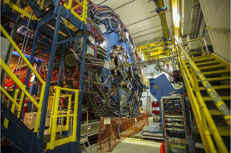 Collisions of light produce matter/antimatter from pure energy