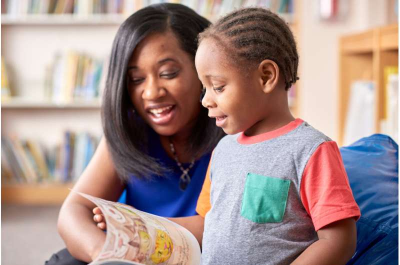 Combination of early reading programs helps with kindergarten readiness
