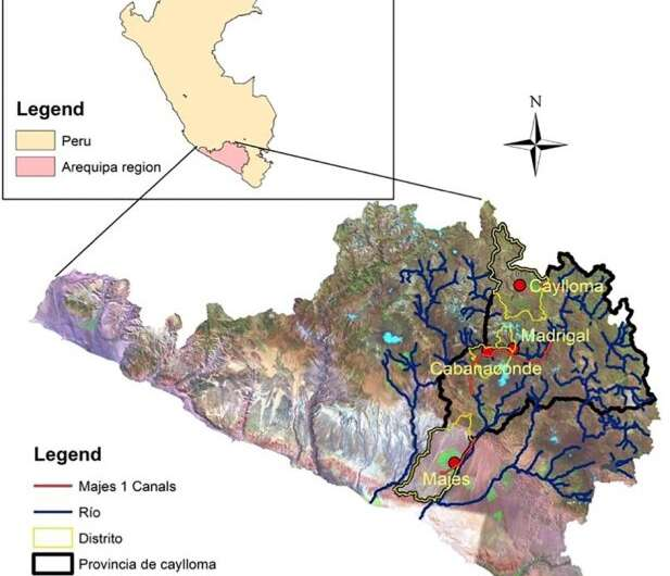 Combinations of marginalized identities can limit climate adaptation in peru