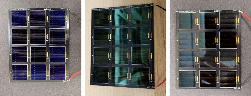 La technologie solaire commune peut alimenter des appareils intelligents à l'intérieur, selon une étude du NIST