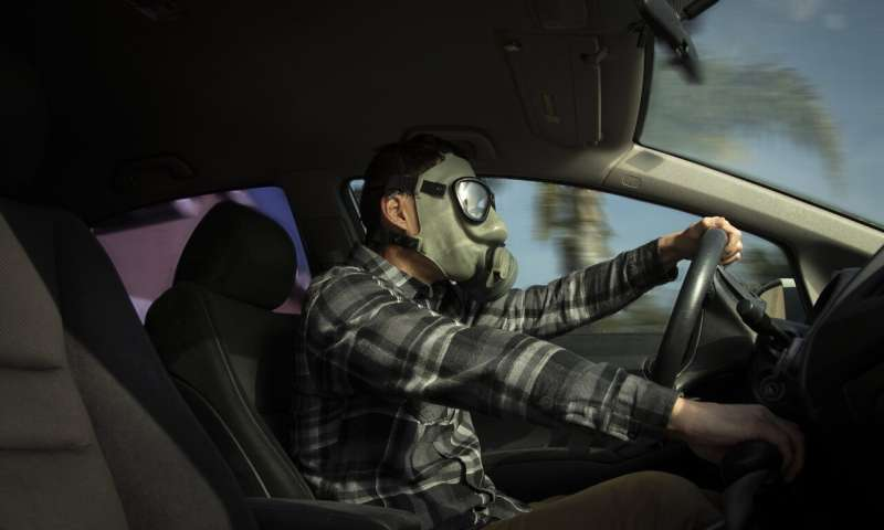 Commuters are inhaling unacceptably high levels of carcinogens