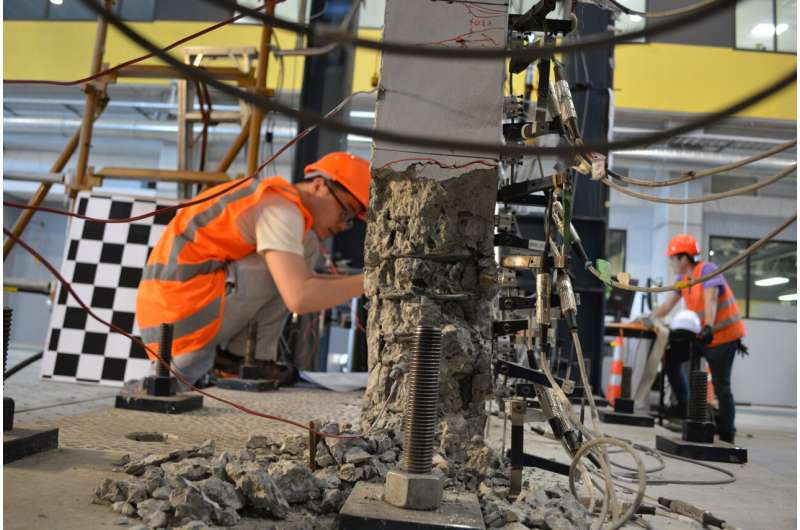 Concrete wall seismic test data wins NHERI DesignSafe Dataset Award 2021