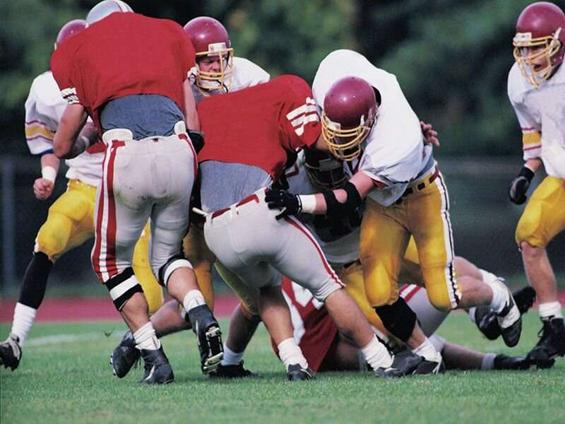 Concussions more likely in practice than play for college football players