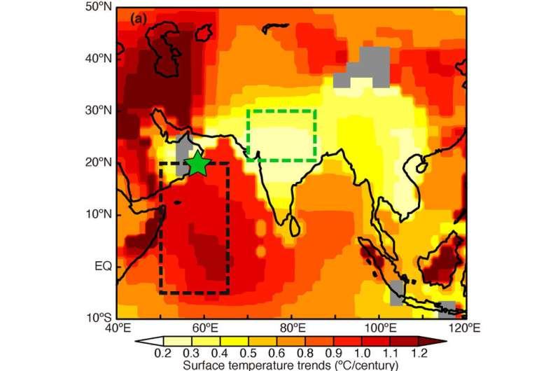 Corals tell Arabian Sea story of global warming