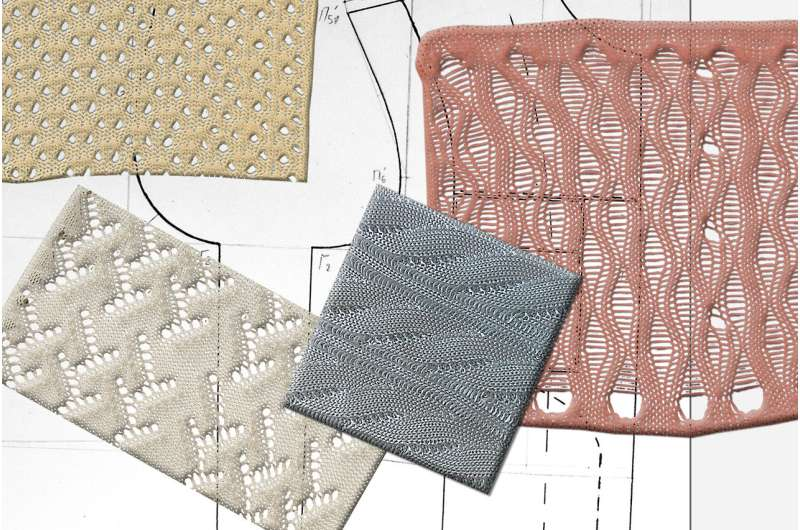 Could we recycle plastic bags into fabrics of the future?