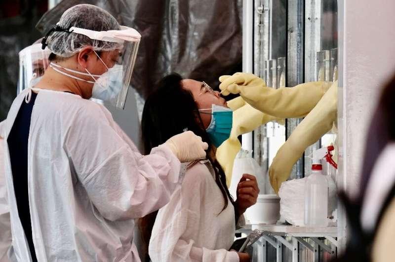 Les infections à Covid-19 à Taïwan sont passées à plus de 11 000 avec 308 décès après un cluster initialement détecté parmi les compagnies aériennes p