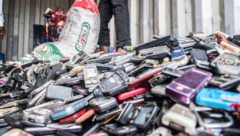 COVID widens digital divide, but cuts e-waste