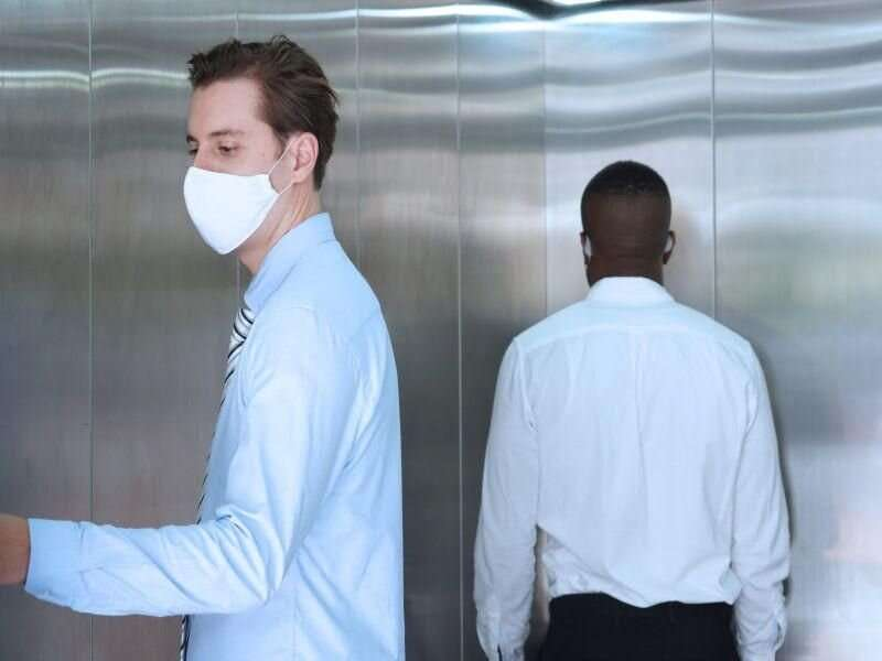 COVID & elevators: A dangerous mix, but here's how to make it safer