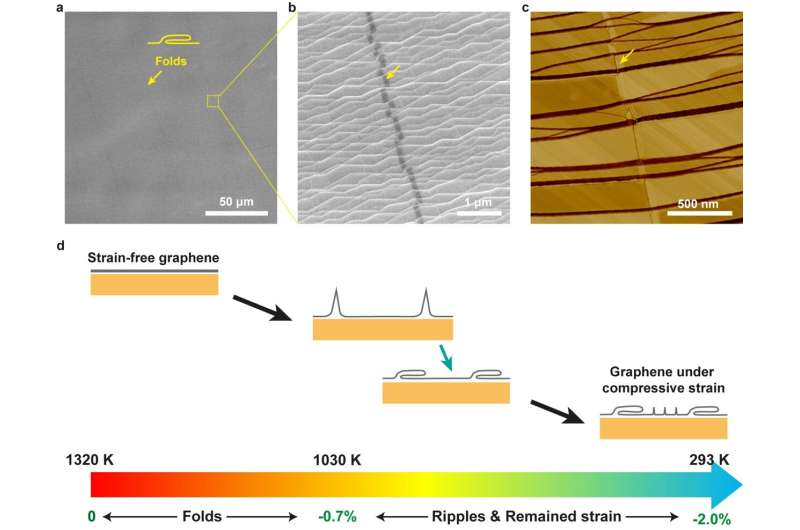 Creation of the most perfect graphene