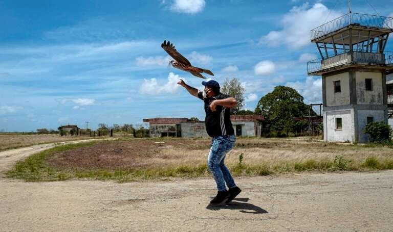 Cuban engineers' dreams take flight with home-grown drones