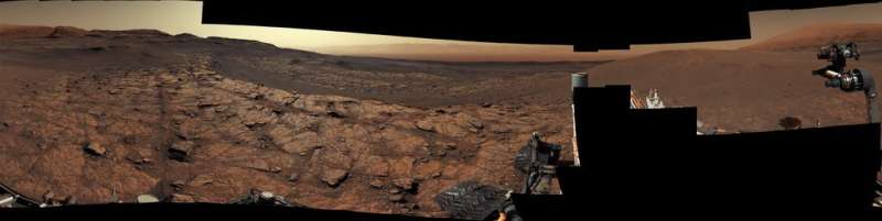 Curiosity rover reaches its 3,000th day on Mars Curiosityrov