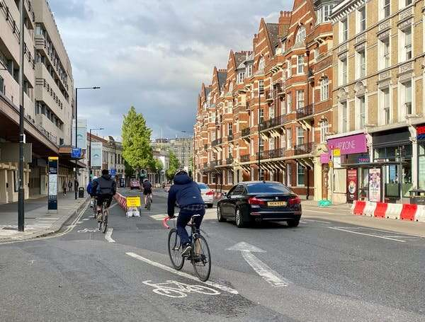 Cycling is 10 times more important than electric cars for reaching net-zero cities