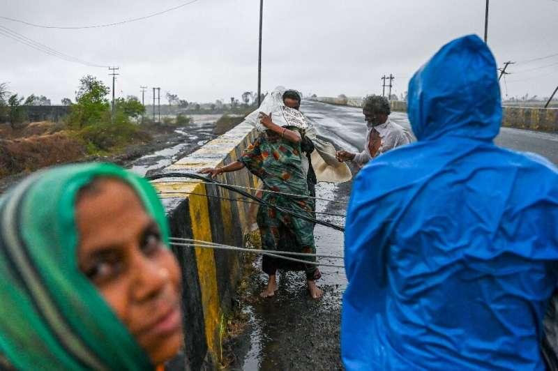 Cyclone Tauktae has battered India's western coast