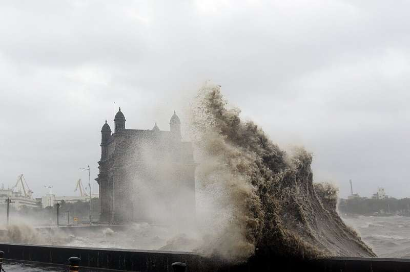 Cyclone Tauktae has brought torrential rains and flooding to swathes of western India