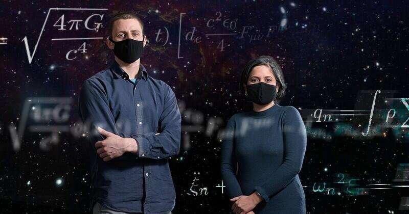Detectando materia oscura