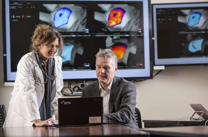 Dartmouth-invented technology allows doctors to see beam field during radiation treatment