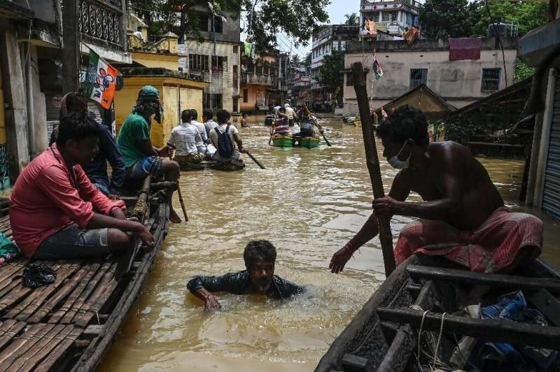 Deadly flood events, such as recently in India, China, Germany and Belgium, inflict billions worth of damage