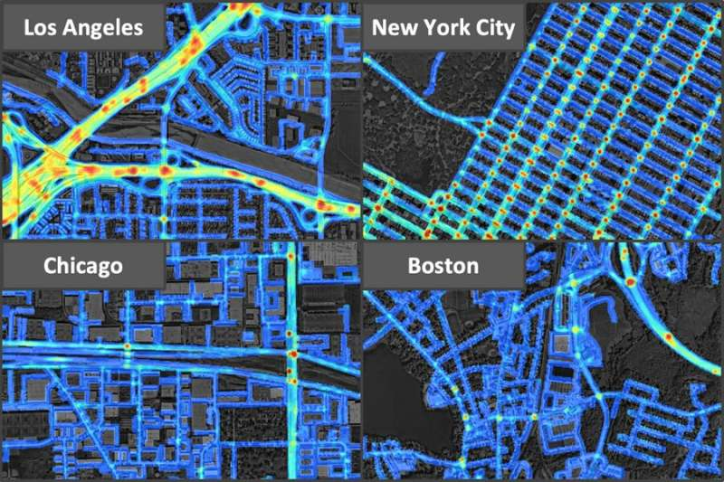 Deep learning helps to predict traffic crashes before they happen