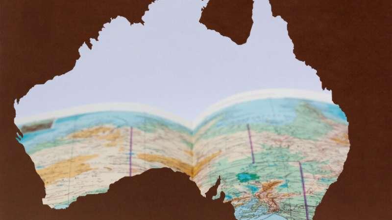 Entdecken Sie die tiefen Wurzeln der australischen Geologie