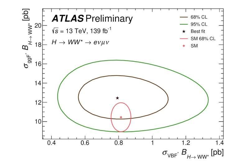 Deeper insight into Higgs boson production using W bosons