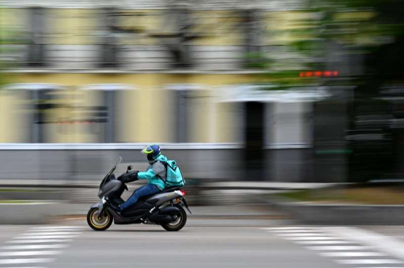 Deliveroo has enjoyed a dazzling ride in a short space of time but faces questions over its sustainability, highlighted by its f