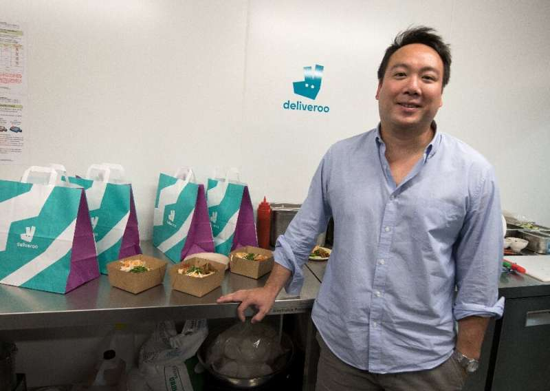"Deliveroo chief executive Will Shu said he had no hesitation in choosing London for its upcoming listing, adding ""London is"