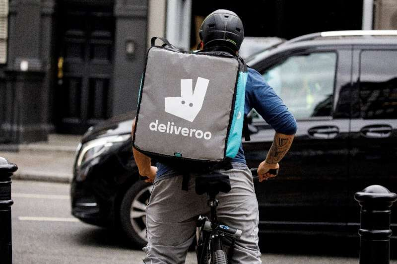 Deliveroo's stock listing could be London's biggest in a decade