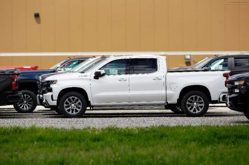 Demand remains strong for autos like GM's Silverado pickups, but tight inventories will challenge in the industry