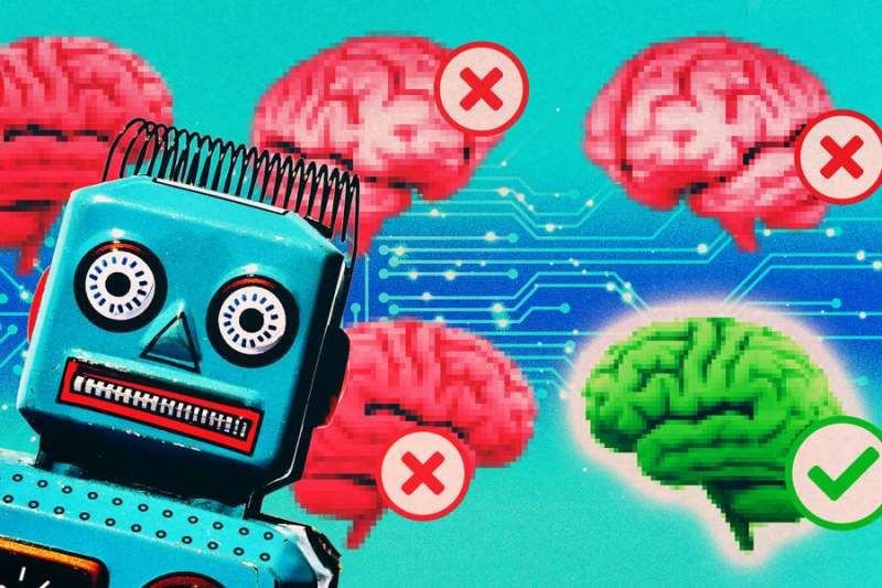 Designing customized 'brains' for robots