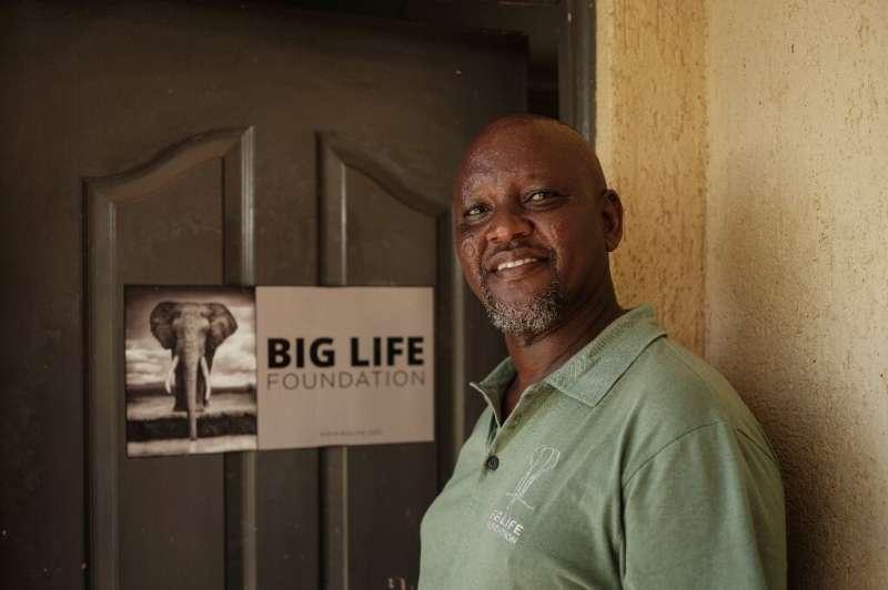 Destroying the habitat through farming will destroy tourism, says Daniel Ole Sambu from the Big Life Foundation, a local wildlif