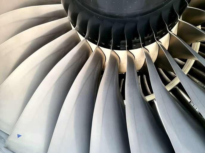 Developing next-gen, smart engine fan blades