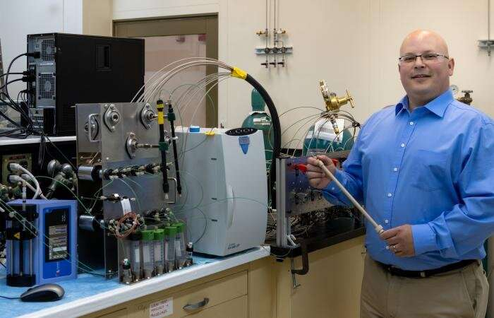 Device built for extreme environment could speed Ac-225 production