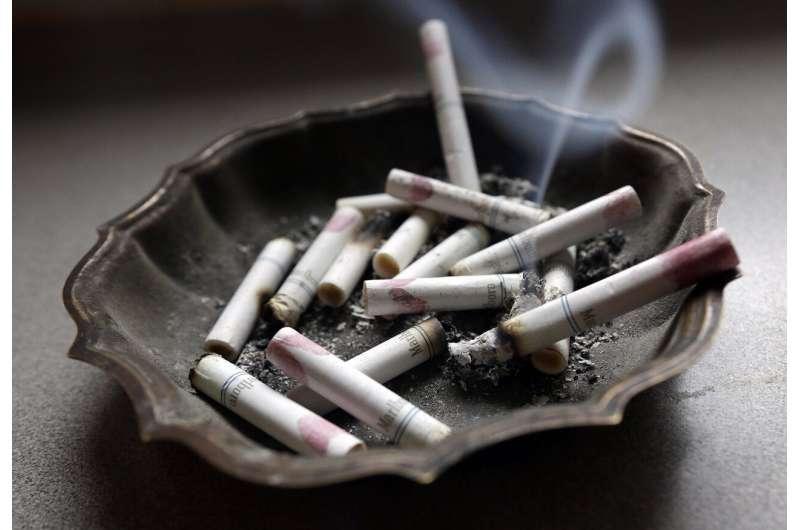 Did COVID-19 stress, uncertainty stall anti-smoking push?