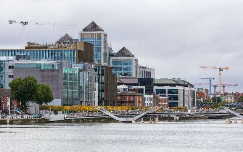 Digital accounts for 13 percent of Ireland's GDP and employs 210,000 people