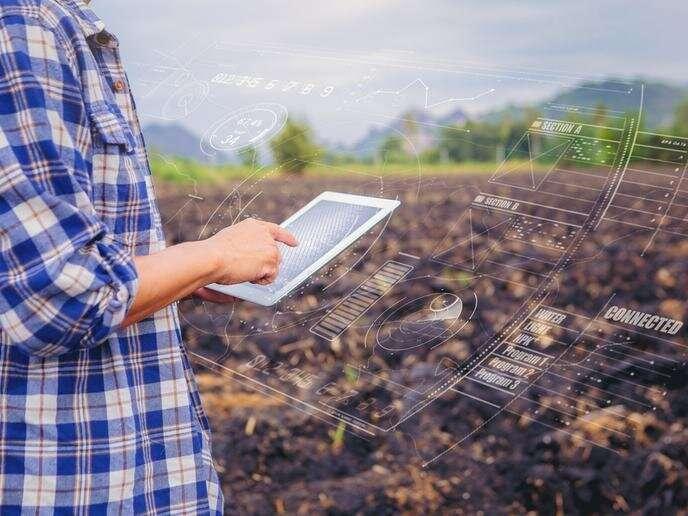 Los datos digitales impulsan una mejor gestión del suelo