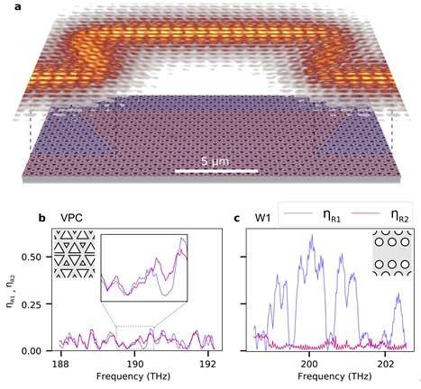 Direct quantification of topological protection in photonic edge states at telecom wavelengths