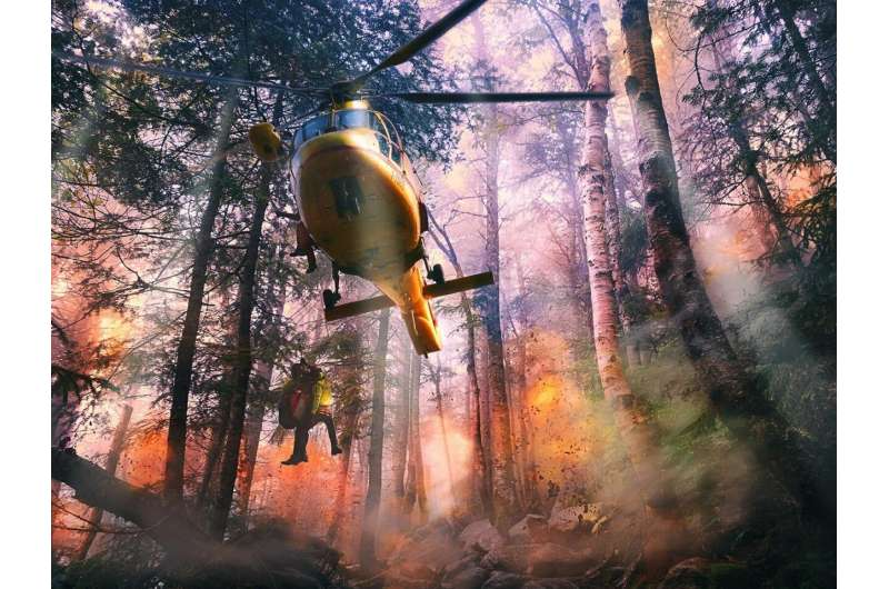 Disaster response and mitigation in an AI world
