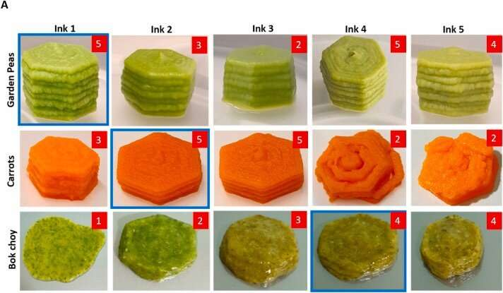Dishing up 3D printed food, one tasty printout at a time