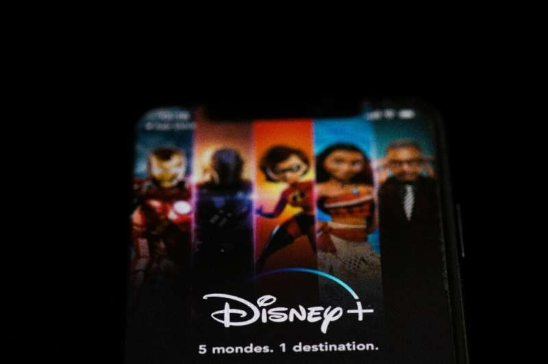 Disney+, with its 95 million subscribers, claims the bulk of Disney's streaming audience
