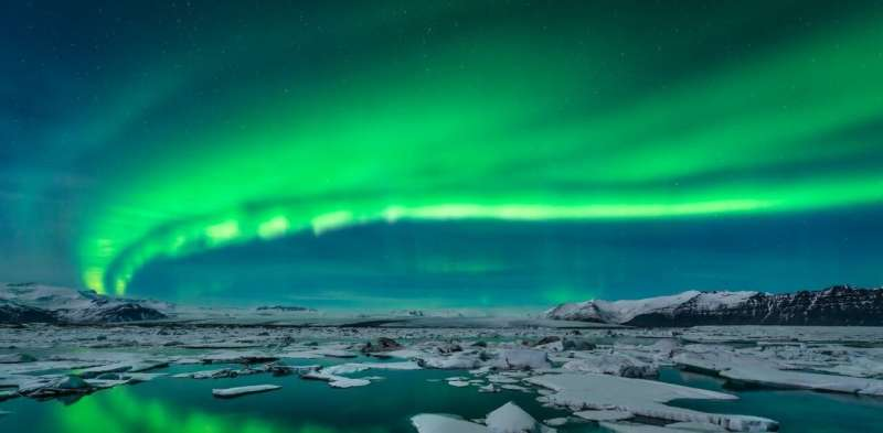 Do the northern lights make sounds that you can hear?