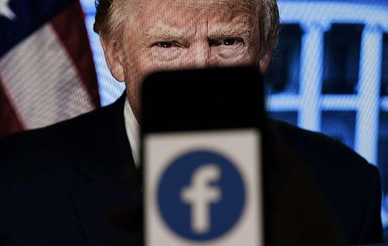 Donald Trump a été suspendu de Facebook et Instagram après avoir publié une vidéo lors du déchaînement meurtrier du 6 janvier par son soutien