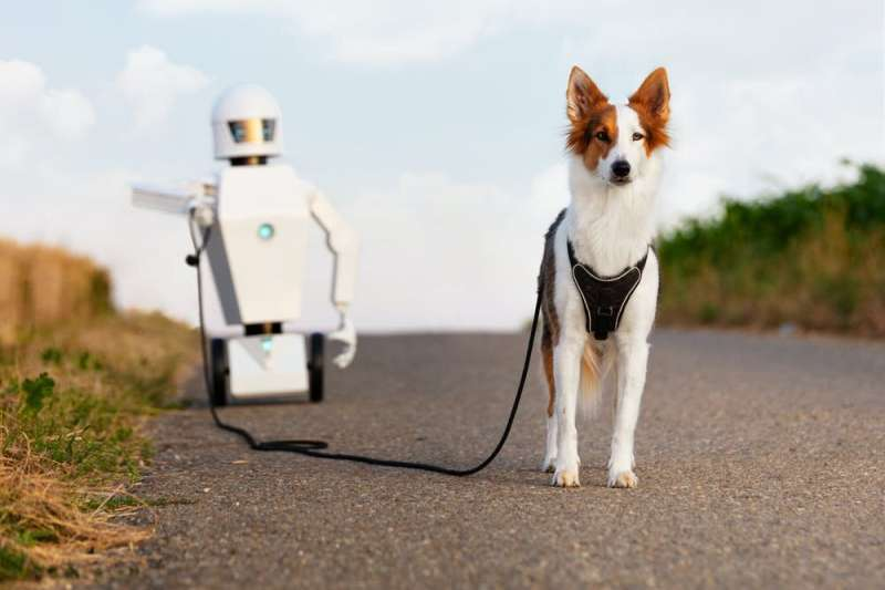 Don't try to replace pets with robots — instead, design robots to be more like service animals