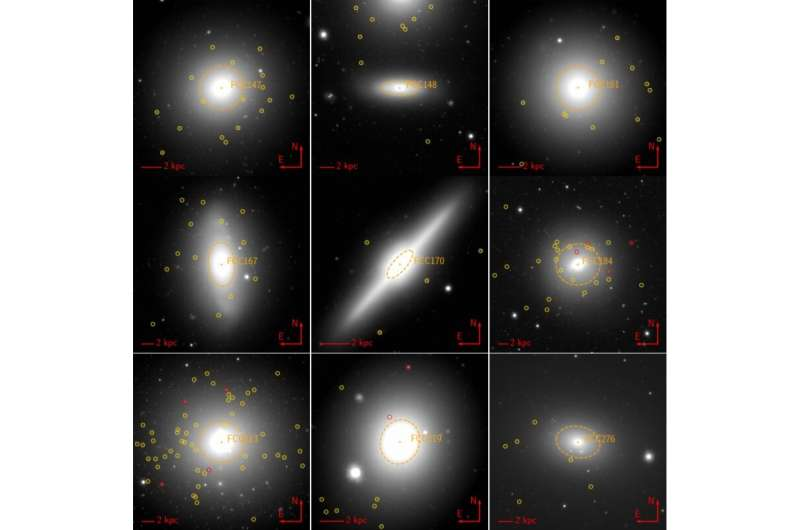 Dozens of ultra-compact dwarf galaxies detected