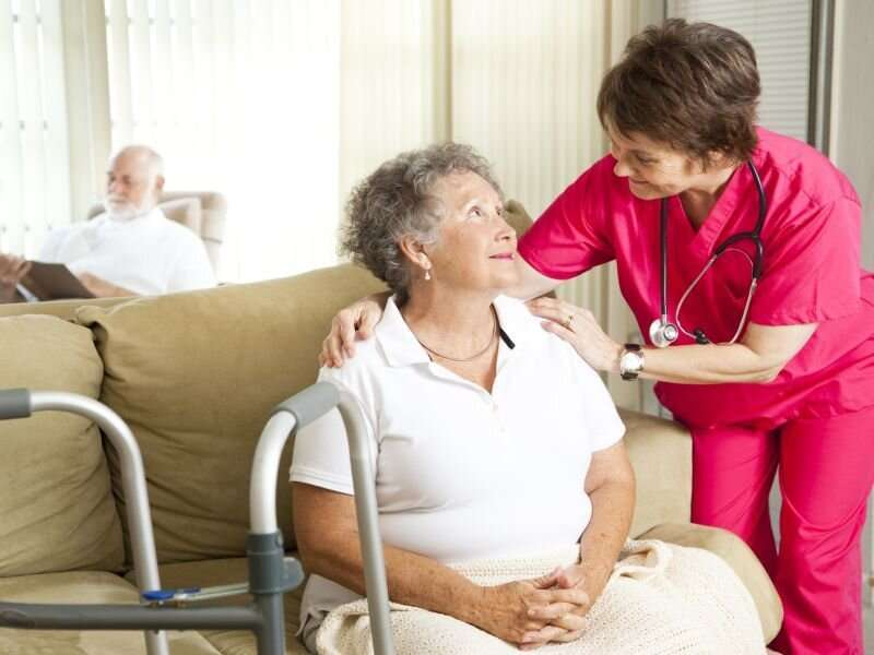 Dramatic decline seen in COVID-19 cases, deaths at U.S. nursing homes