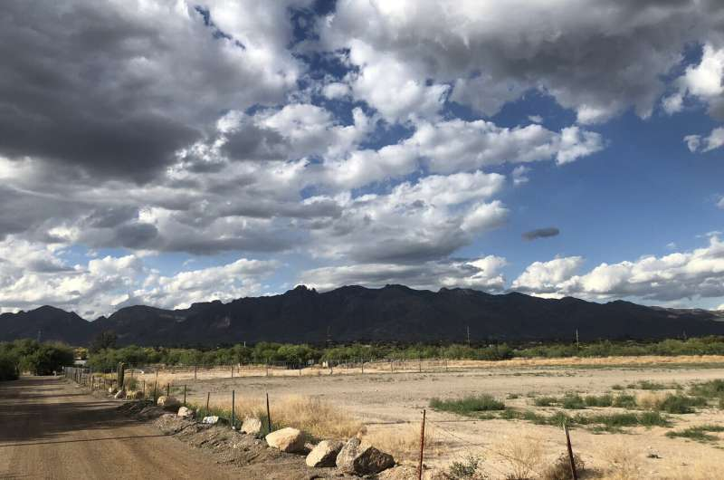 Droughts longer, rainfall more erratic over the last 50 years in most of the West